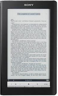 Sony Reader Daily - вытянутая читалка